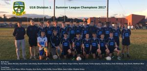 2017 u16 team winners-1